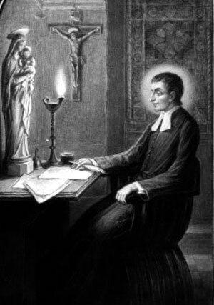 św. Ludwik Maria Grignion de Montfort